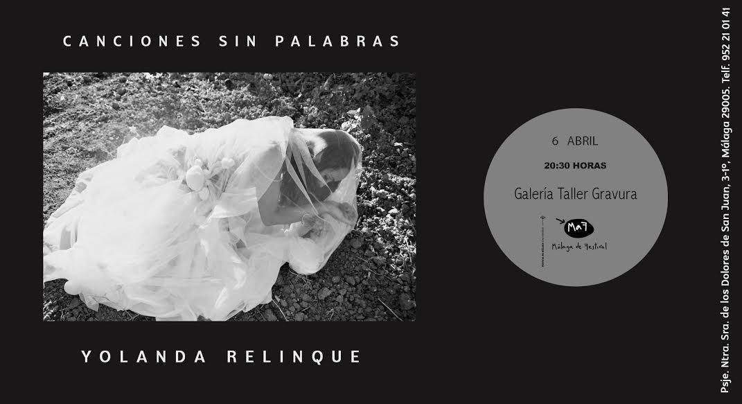 Dos exposiciones de Yolanda Relinque