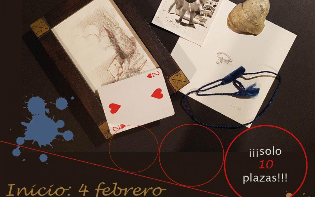 TALLERES / Nueva edición Taller Dibujo Experiencial impartido por Concha Ros en Valencia