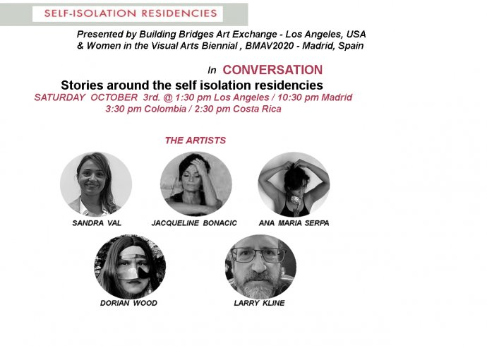 COMUNICADOS / Presentación en directo de las propuestas 'Residencias Autoconfinamiento'