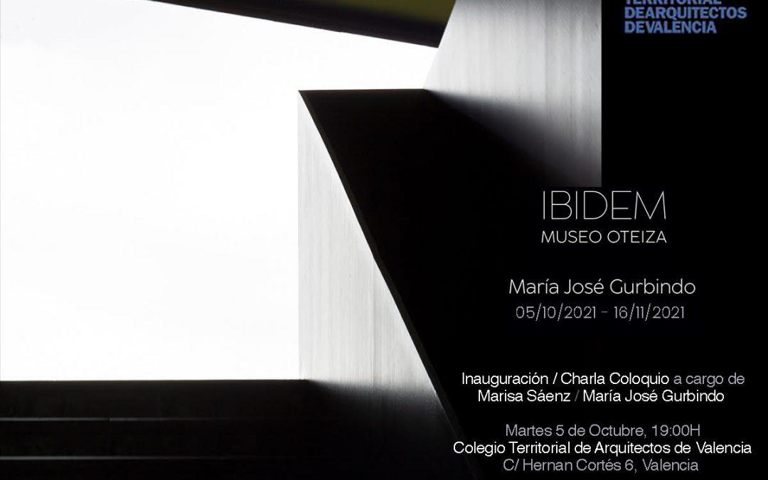 EXPOSICIONES / «IBIDEM. MUSEO OTEIZA», DE MARÍA JOSÉ GURBINDO